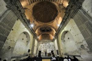 capuchinas church antigua guatemala