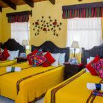 hotel triple room in hotel in antigua guatemala