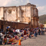 el carmen ruins and market