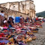 markets in Antigua Guatemala