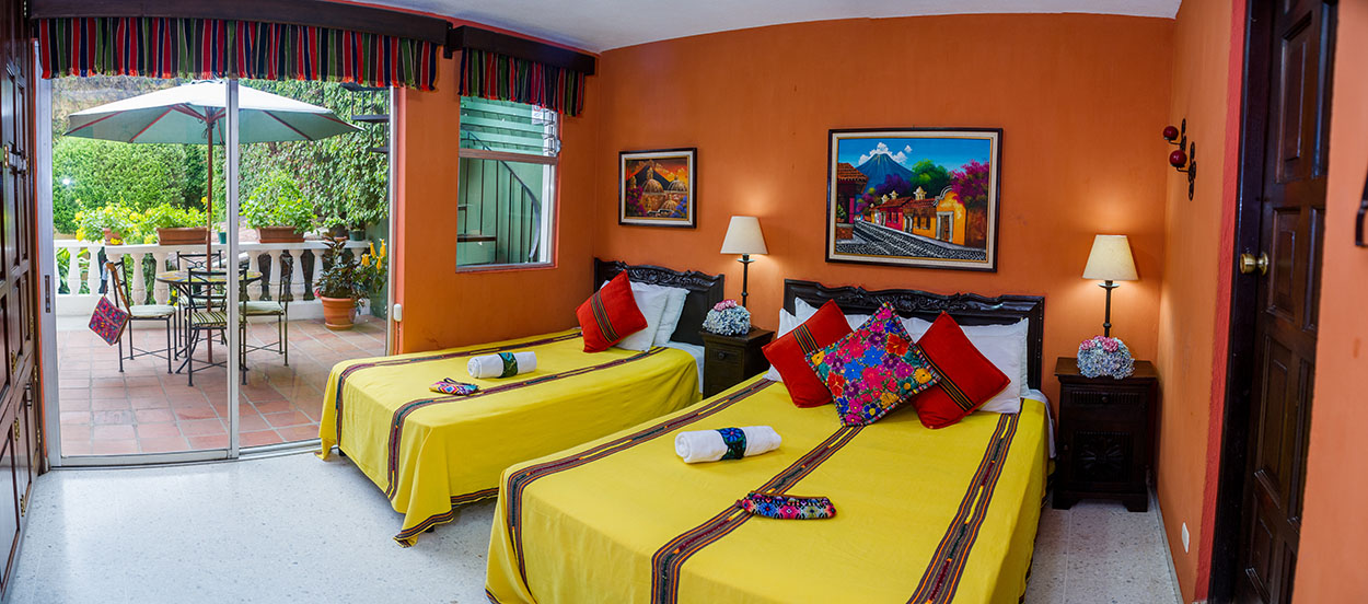 Hotel Bookings In Antigua Guatemala